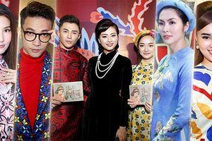 Hà Tăng, Will - Kaity và dàn sao Việt nô nức dự ngày hội áo dài cùng 'Cô Ba Sài Gòn