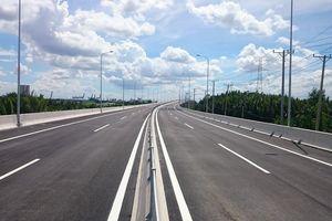 Triển khai thi công 3 gói thầu xây lắp cuối cùng cao tốc Bến Lức – Long Thành