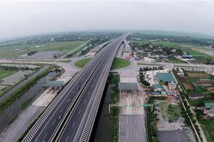 VEC thi công 3 gói thầu cuối cùng của dự án cao tốc Bến Lức - Long Thành