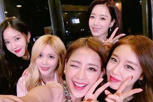 Chi Pu được T-ara khen hát tiếng Hàn rõ ràng