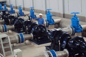 Cần tạo cơ chế để thu hút vốn từ tư nhân đầu tư vào ngành cấp thoát nước