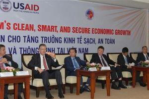 Mỹ giúp Việt Nam triển khai năng lượng sạch