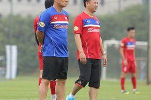 TIN TỐI (9.11): HLV Park Hang-seo 'bắt bệnh' cho cầu thủ Việt