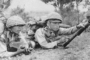 Kinh ngạc hỏa lực 'khủng' của lính Nhật trong Chiến tranh Thế giới