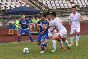 Thắng Sơn La 2-0, nữ chủ giải Hà Nam áp sát ngôi đầu