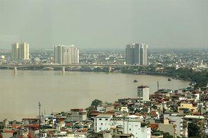 Quy hoạch phát triển đô thị ven sông Hồng vướng tại đâu?