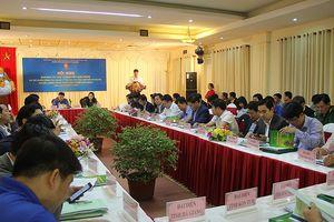 Trung ương Đoàn tổ chức tập huấn công tác quản lý dự án cho TNXP