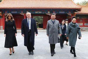 Tổng thống Mỹ thoải mái dùng twitter tại Trung Quốc