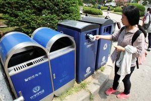 Học cách... đổ rác