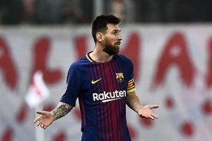 Messi tuyên bố sốc muốn rời Barcelona