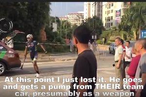Trung Quốc trừng phạt cua rơ hành xử kiểu giang hồ