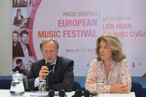 Đa sắc, đa thanh 'Liên hoan Âm nhạc châu Âu 2017'