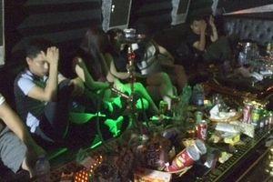 Cặp vợ chồng điều hành 'động lắc' dưới vỏ bọc của quán karaoke