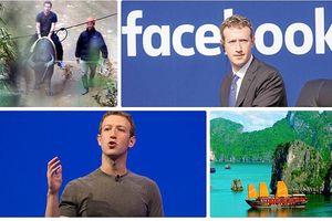 Ông chủ Facebook đến Việt Nam lần 2, tham quan Hạ Long bằng du thuyền?