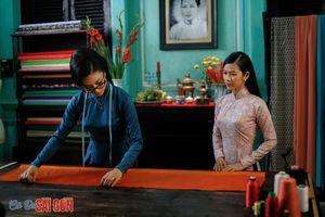 'Cô Ba Sài Gòn': Khi chiếc áo dài chỉ là chuyện của một tiệm may