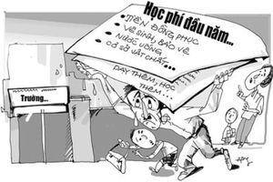 Hà Nội xử lý gần 20 trường có dấu hiệu lạm thu