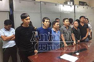 Cảnh sát hình sự Hà Nội giăng lưới triệt xóa ổ cờ bạc chuyên nghiệp trong hẻm tối