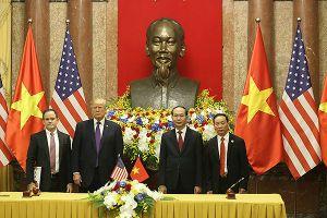 Hoàng Huy ký hợp đồng 1,8 tỷ USD nhập 100.000 xe đầu kéo Mỹ