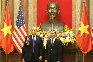 Tuyên bố chung Việt - Mỹ: Sẽ từng bước mở rộng hợp tác an ninh - tình báo
