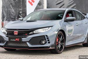 Khám phá Honda Civic Type R 2017 giá 1,73 tỉ đồng