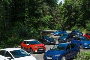 Top 10 mẫu xe bán chạy nhất tại thị trường Anh