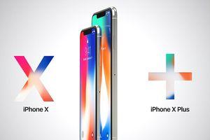 Nếu có, rất có thể iPhone X Plus trông giống như thế này