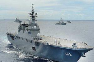 Mỹ-Nhật-Hàn rầm rộ tập trận tàu sân bay