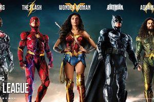 Dàn sao đình đám trong bom tấn siêu anh hùng 'Liên minh công lý'