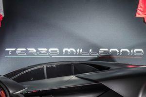 Siêu xe Lamborghini Terzo Millenio sẽ chạy điện và tự sửa chữa sau tai nạn