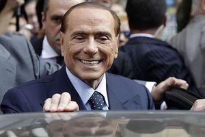 Sự trở lại bất ngờ của cựu Thủ tướng Italia Berlusconi