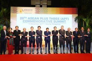 Hội nghị Cấp cao ASEAN lần thứ 31: ASEAN+3 nhấn mạnh tầm quan trọng của hợp tác kinh tế