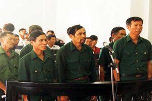 Dọn dẹp rừng, 7 cựu chiến binh bị phạt tù