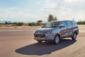 Toyota Việt Nam tổ chức chương trình trải nghiệm các dòng xe