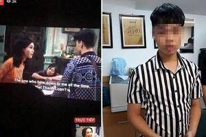 Ngô Thanh Vân băn khoăn hình thức phạt người livestream 'Cô Ba Sài Gòn'
