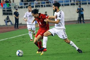 Hòa Afghanistan 0-0, ĐT Việt Nam chính thức giành vé dự VCK ASIAN Cup 2019