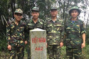 Phối hợp truy tìm tài sản bị mất trộm bàn giao cho người dân Lào