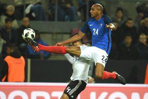Giao hữu quốc tế: Đức thoát thua trong cuộc đấu với Pháp