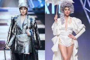 Điểm lại những màn catwalk 'thần sầu' tại Tuần lễ thời trang Quốc tế 2017