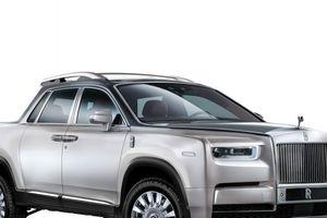 Bán tải Rolls-Royce sẽ trông như thế nào?