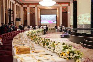 Chuyện tiệc chiêu đãi nguyên thủ, quan khách dự APEC