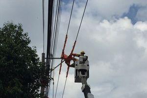 Bình Dương: Ra mắt đội 'sửa điện nhưng không cắt điện'