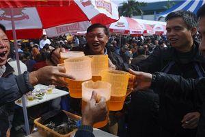Nhiều hãng bia quốc tế muốn nắm giữ các công ty bia Việt Nam