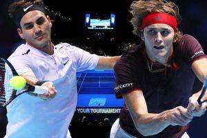 Roger Federer giành chiến thắng thứ 2 tại ATP Finals 2017
