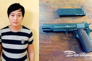 Ngăn chặn kịp thời nhóm thanh niên dùng vũ khí giải quyết mâu thuẫn