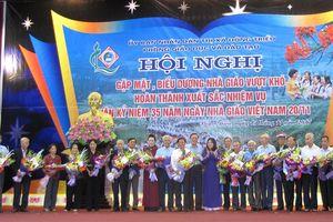 Đông Triều (Quảng Ninh) tuyên dương 68 nhà giáo vượt khó
