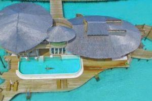 'Lạc trôi' giữa khu nghỉ dưỡng hạng sang đẳng cấp nhất Maldives