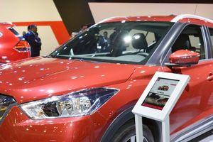 SUV Nissan Kicks hứa hẹn về Việt Nam trong tương lai gần?