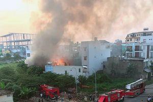 Bản tin 20H: Cơ sở nghi sang chiết gas ở Sài Gòn phát nổ kinh hoàng