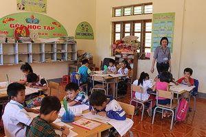 Tương Dương sẽ sát nhập 10 trường tiểu học