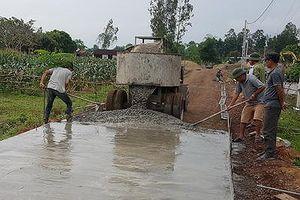 Yên Thành phấn đấu đến cuối năm có 25 xã nông thôn mới